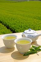 日本茶 20013025375  写真素材・ストックフォト・画像・イラスト素材 アマナイメージズ