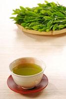 日本茶 20013025383  写真素材・ストックフォト・画像・イラスト素材 アマナイメージズ