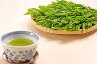日本茶 20013025386  写真素材・ストックフォト・画像・イラスト素材 アマナイメージズ