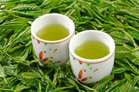 日本茶 20013025424  写真素材・ストックフォト・画像・イラスト素材 アマナイメージズ