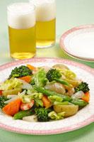 春野菜料理