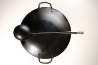 中華鍋 20013027394| 写真素材・ストックフォト・画像・イラスト素材|アマナイメージズ