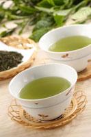 日本茶 20013027471  写真素材・ストックフォト・画像・イラスト素材 アマナイメージズ
