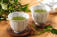日本茶 20013027472  写真素材・ストックフォト・画像・イラスト素材 アマナイメージズ