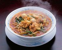 上海風チャンポン・辛口(妙碼麺)