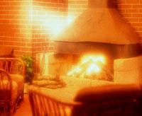暖炉 20014001066| 写真素材・ストックフォト・画像・イラスト素材|アマナイメージズ
