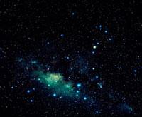 蠍座と射手座の星空