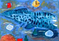 汚ない海 20020000040| 写真素材・ストックフォト・画像・イラスト素材|アマナイメージズ