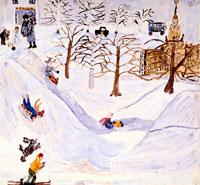 冬の楽しみ