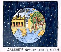 地球をおおう闇 20020000144| 写真素材・ストックフォト・画像・イラスト素材|アマナイメージズ