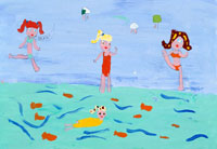 海で 20020000366| 写真素材・ストックフォト・画像・イラスト素材|アマナイメージズ