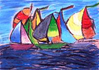 ヨット 20020000421| 写真素材・ストックフォト・画像・イラスト素材|アマナイメージズ