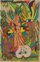 森の神たち 20020000684| 写真素材・ストックフォト・画像・イラスト素材|アマナイメージズ