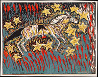 おとぎばなしの中の馬 20020000709| 写真素材・ストックフォト・画像・イラスト素材|アマナイメージズ
