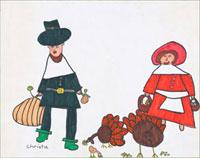 初めての感謝祭