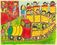 子供の遊び場 20020000796| 写真素材・ストックフォト・画像・イラスト素材|アマナイメージズ
