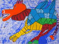 空想の動物 20020001009| 写真素材・ストックフォト・画像・イラスト素材|アマナイメージズ