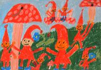 小人たち 20020001045| 写真素材・ストックフォト・画像・イラスト素材|アマナイメージズ