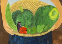 じいちゃんの畑の野菜