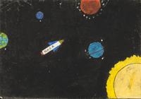 宇宙 20020001134| 写真素材・ストックフォト・画像・イラスト素材|アマナイメージズ