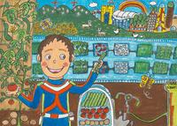 エコ農業、自然を生かせ