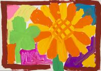 輝く花 20020001157| 写真素材・ストックフォト・画像・イラスト素材|アマナイメージズ