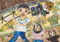 稲の収穫 20020001201| 写真素材・ストックフォト・画像・イラスト素材|アマナイメージズ