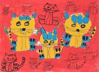猫 20020001322| 写真素材・ストックフォト・画像・イラスト素材|アマナイメージズ