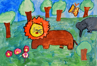 動物たち 20020001323| 写真素材・ストックフォト・画像・イラスト素材|アマナイメージズ