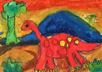 恐竜 20020001329| 写真素材・ストックフォト・画像・イラスト素材|アマナイメージズ