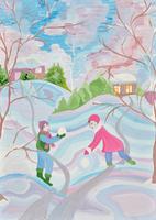 冬 20020001364| 写真素材・ストックフォト・画像・イラスト素材|アマナイメージズ