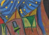 夜 20020001380| 写真素材・ストックフォト・画像・イラスト素材|アマナイメージズ
