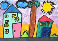 私の家 20020001417| 写真素材・ストックフォト・画像・イラスト素材|アマナイメージズ