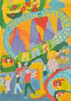お祭り 20020001452| 写真素材・ストックフォト・画像・イラスト素材|アマナイメージズ