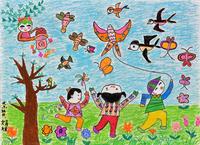 春がきた 20020001473| 写真素材・ストックフォト・画像・イラスト素材|アマナイメージズ
