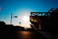朝の光 20021001164| 写真素材・ストックフォト・画像・イラスト素材|アマナイメージズ