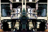 シンメトリーの工場