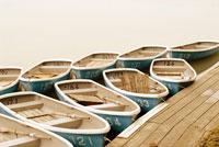 ボート置き場