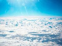 空と雲 20021005965A| 写真素材・ストックフォト・画像・イラスト素材|アマナイメージズ