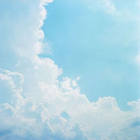 青空と雲 20021006069| 写真素材・ストックフォト・画像・イラスト素材|アマナイメージズ