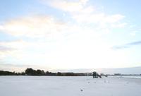 早朝のシエスタキーパブリックビーチ 20021007270| 写真素材・ストックフォト・画像・イラスト素材|アマナイメージズ