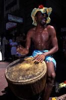 Drummer, Greenmarket Square