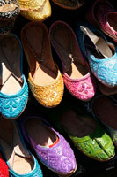 Jewelled slippers for sale