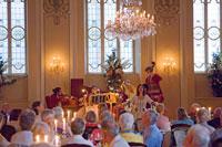 Mozart concert at St Peter s Keller