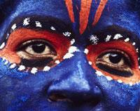 Face of Carnival 20023003540| 写真素材・ストックフォト・画像・イラスト素材|アマナイメージズ