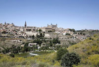 Cityscape with Alcazar and Cathedral