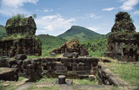 Cham Temples