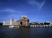 Gateway of India & Taj Mahal Hotel