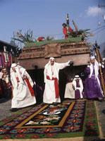 Alfambras Festival 20023003938| 写真素材・ストックフォト・画像・イラスト素材|アマナイメージズ