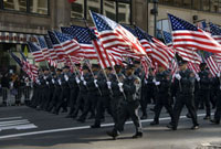 Veterans Day Parade on 5th Avenue